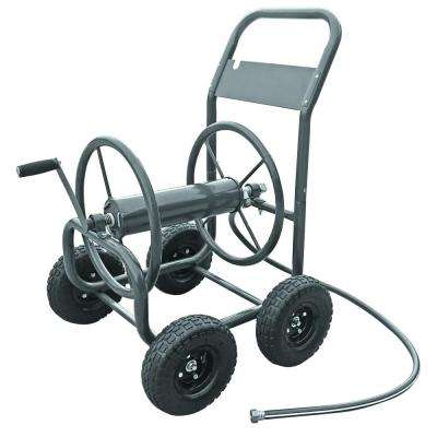 4-Wheel Hose Cart