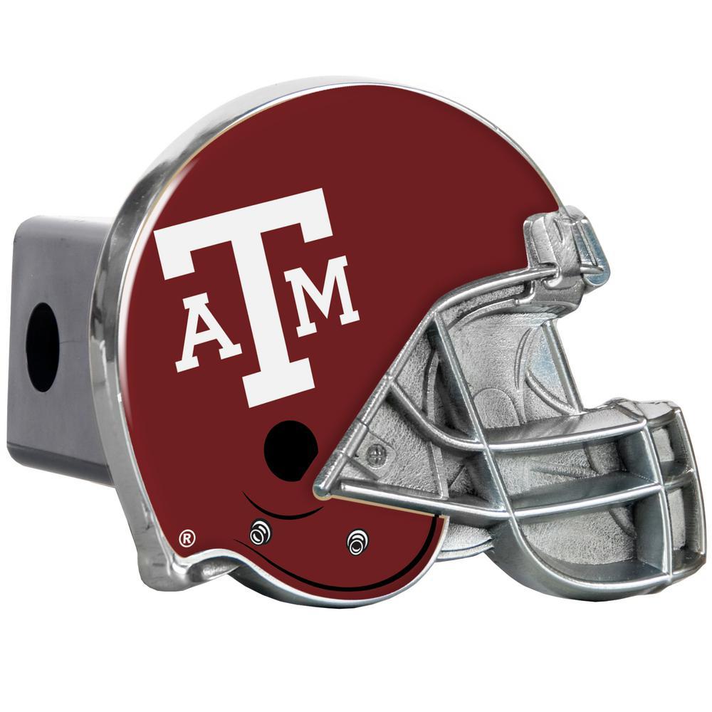 TX A&M Aggies Helmet Hitch Cover