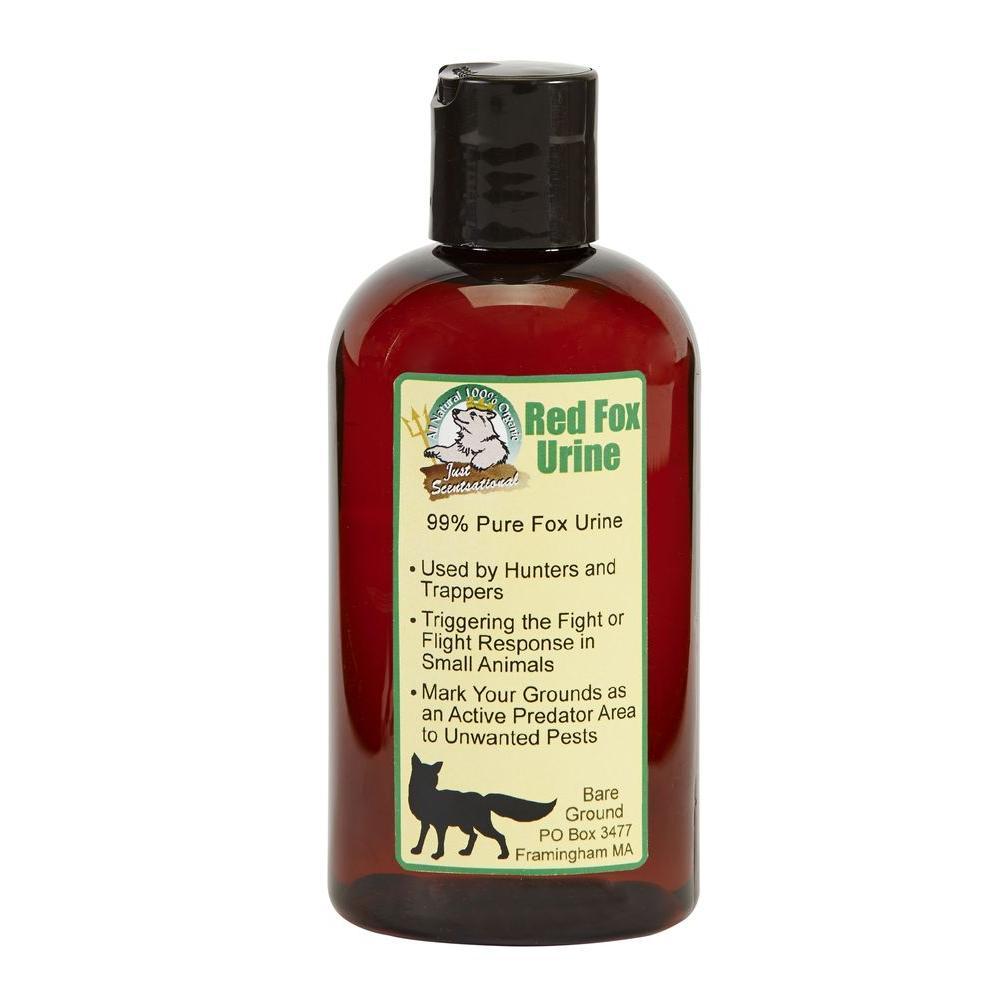 Just Scentsational 8 oz. Red Fox Urine Small Animal Deterrent