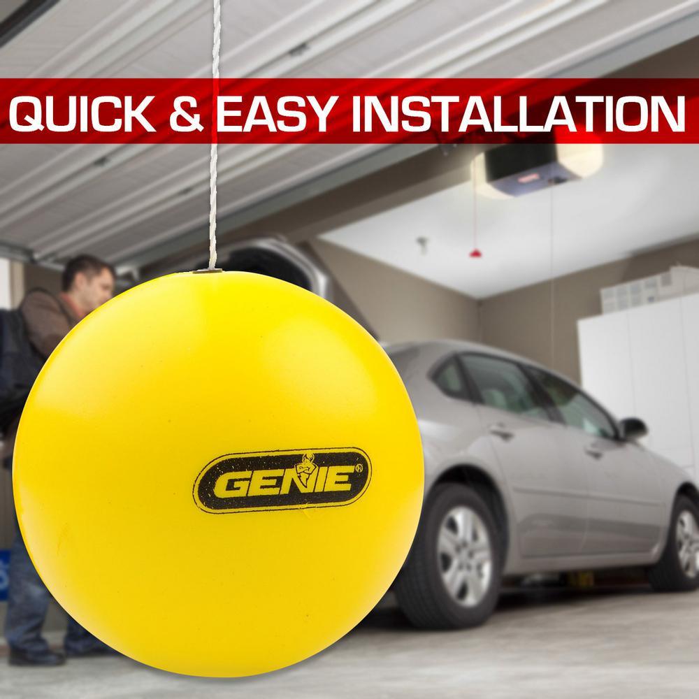 Garage Parking Stop >> Genie Perfect Stop Parking Assist