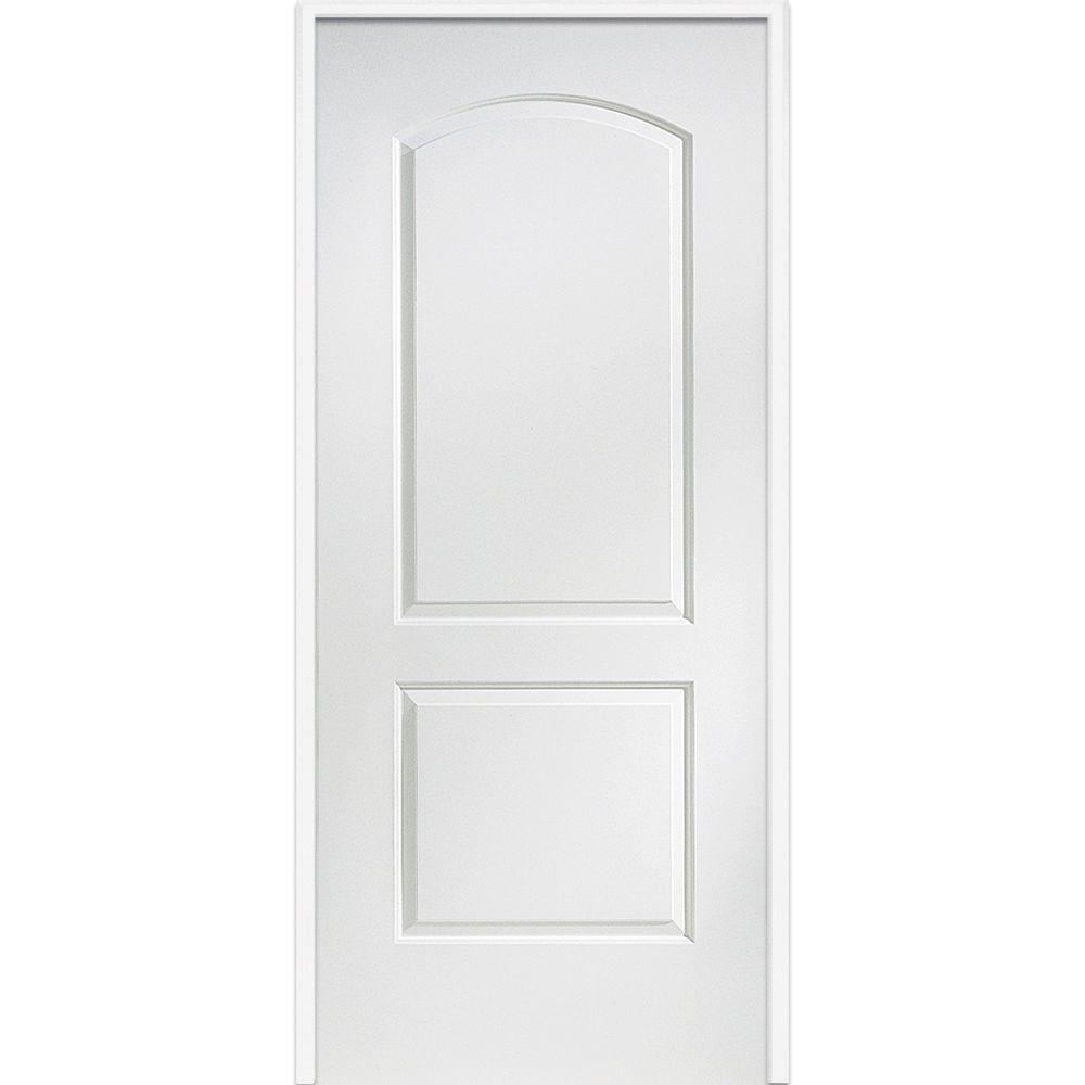 Mmi Door 33 5 In X In Primed Composite Continental