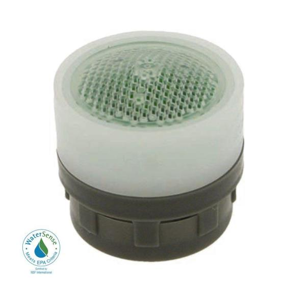 1.5 GPM Tom Thumb-Size PCA Water-Saving Aerator Insert with Washers