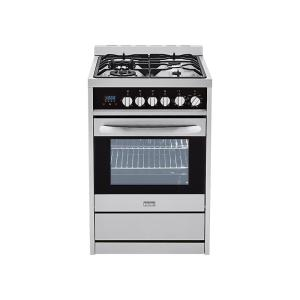 Haier 2.0 cu. ft. Gas Freestanding Range with Convection Oven in Stainless Steel by Haier