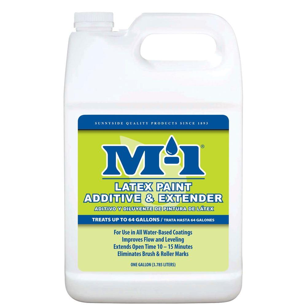 M-1 1-gal  Latex Paint Additive and Extender