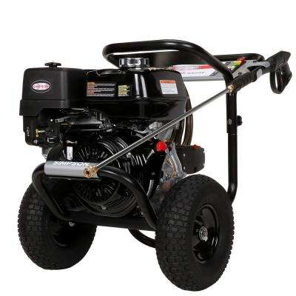 PowerShot 4200 PSI 4.0 GPM Gas Pressure Washer Powered by Honda