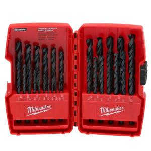 Milwaukee Thunderbolt Black Oxide Drill Bit Set (29-Piece) by Milwaukee
