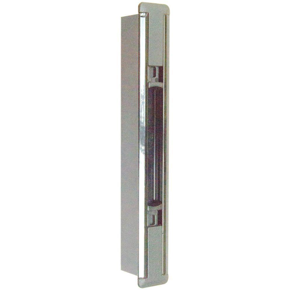 Lockit Silver Sliding Door Cavity Insert 200300400 The