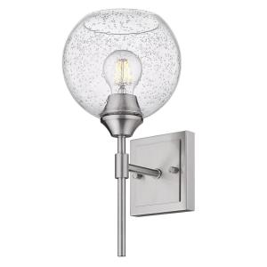 Ormond 4.375 in. 1-Light Pewter Vanity Light