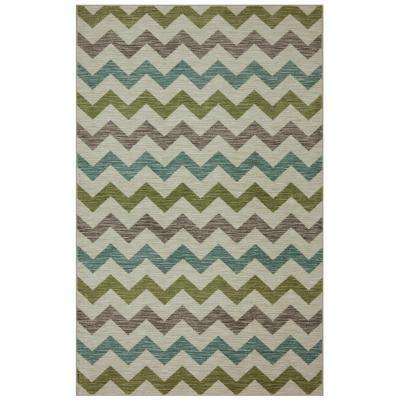 Anaheim Multi 7 ft. 6 in. x 10 ft. Area Rug