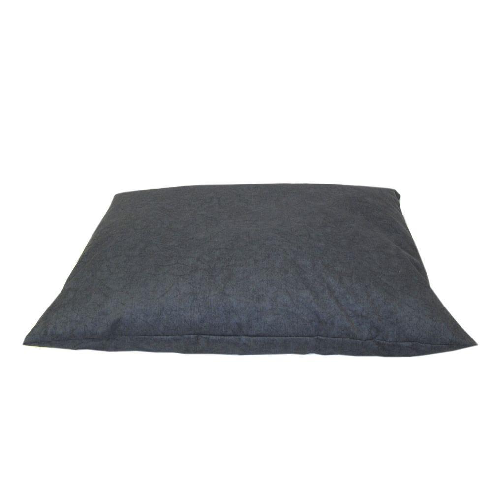 null Medium Solid Blue Indoor/Outdoor Shebang Bed
