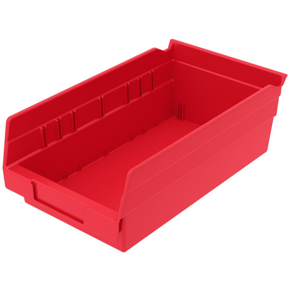 Shelf Bin 15 lbs. 11-5/8 in. x 6-5/8 in. x 4