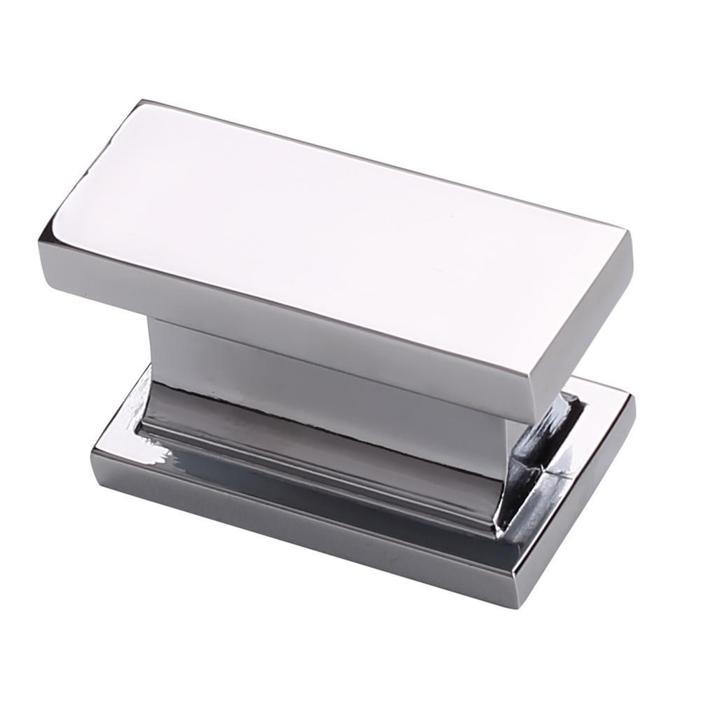 Sapphire Hexa 1.5 inch Modern Cabinet Knob (5-Pack) by Sapphire