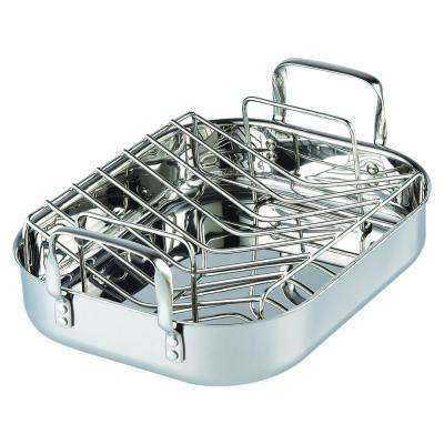 10 Qt. Stainless Steel Roasting Pan