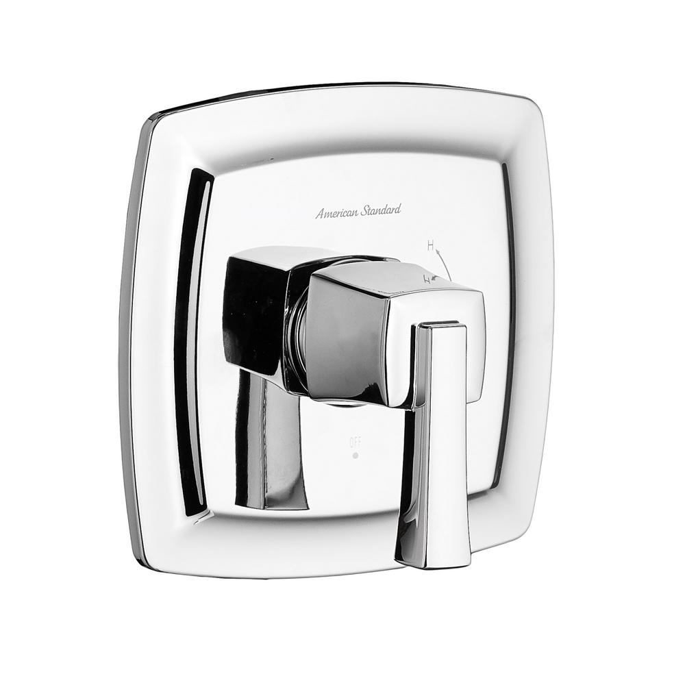 American Standard Townsend 1-Handle Pressure Balance Valve Only Trim Kit in Polished Chrome (Valve Not Included)
