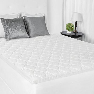 3.5 in. Twin Memory Foam Mattress Topper