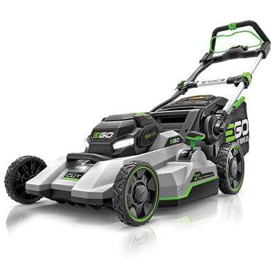 21 in. Select Cut 56V Lithium-Ion Cordless Electric Walk Behind Self Propelled Mower (Tool Only)
