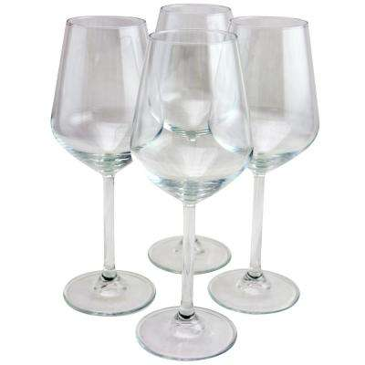 Allegra 11.75 oz. White Wine Glass (4-Pack)