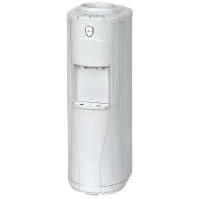 3-5 Gal. ENERGY STAR Room/Cold Temperature Top Load Floor Standing Water Cooler Dispenser w/ Adjustable Cold Thermostat