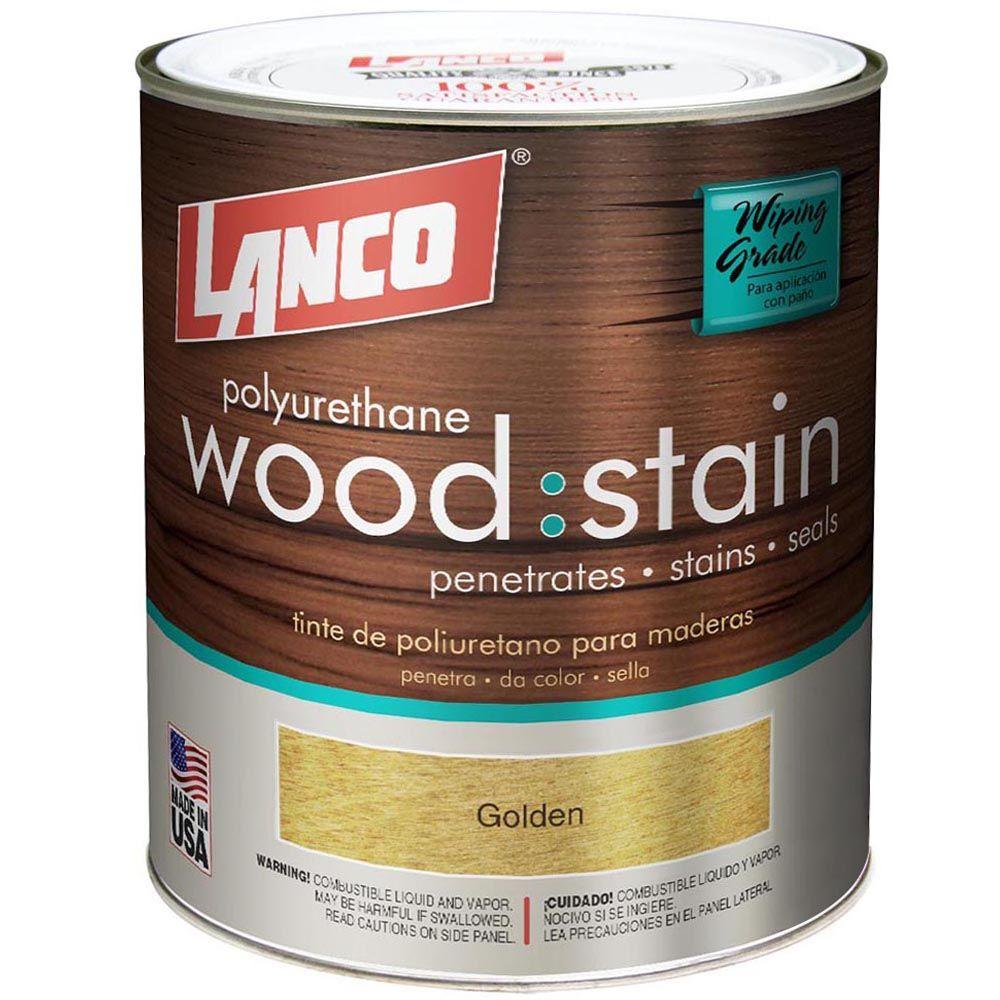 1 qt. Gold Interior Wood Stain