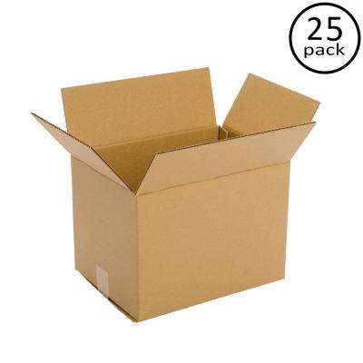 14 in. x 10 in. x 6 in. 25 Moving Box Bundle