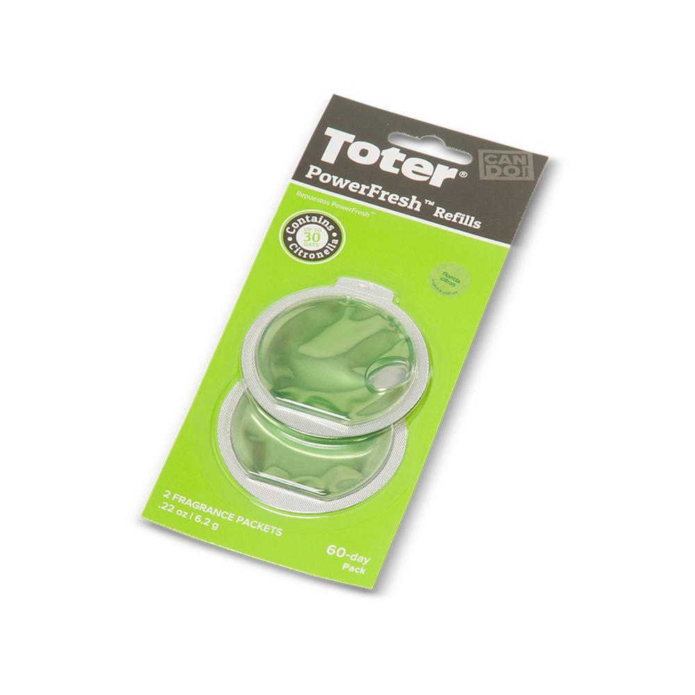 Toter PowerFresh Refills