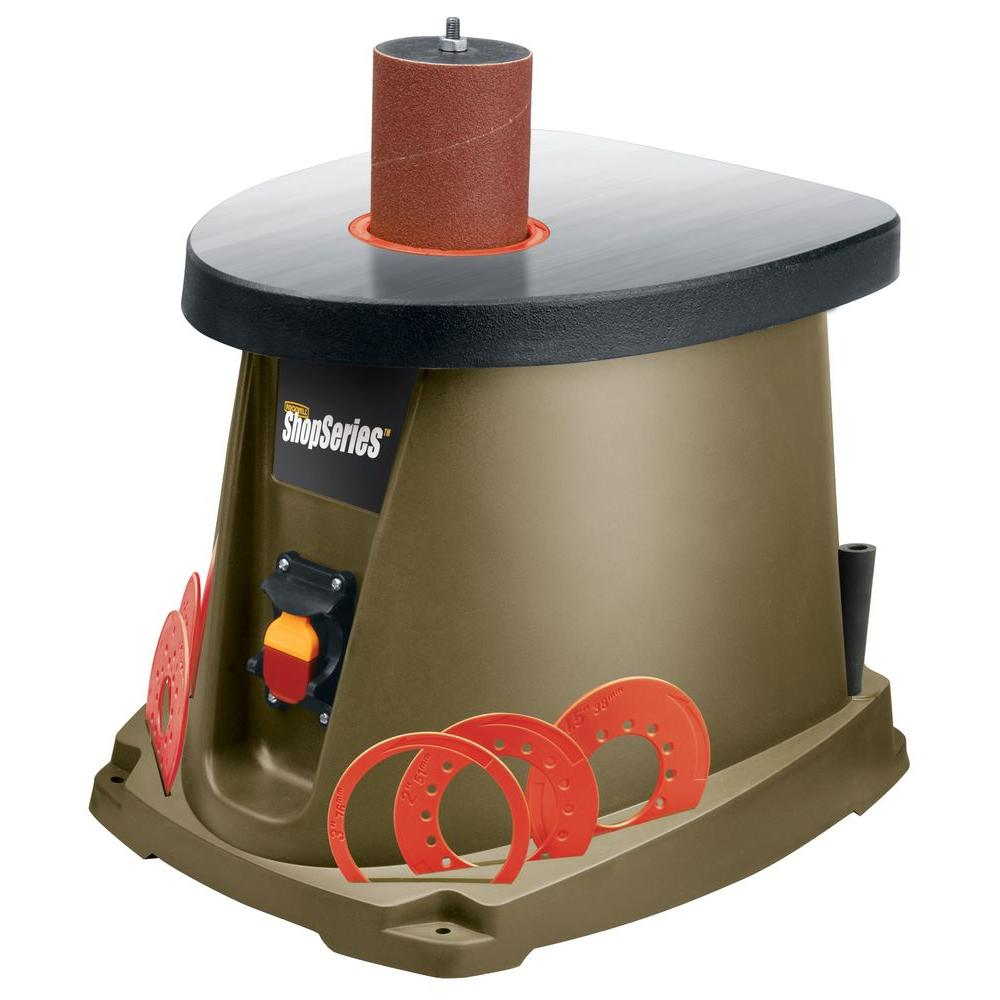 Shop Series Shop Series 3.5 Amp Oscillating Spindle Sander
