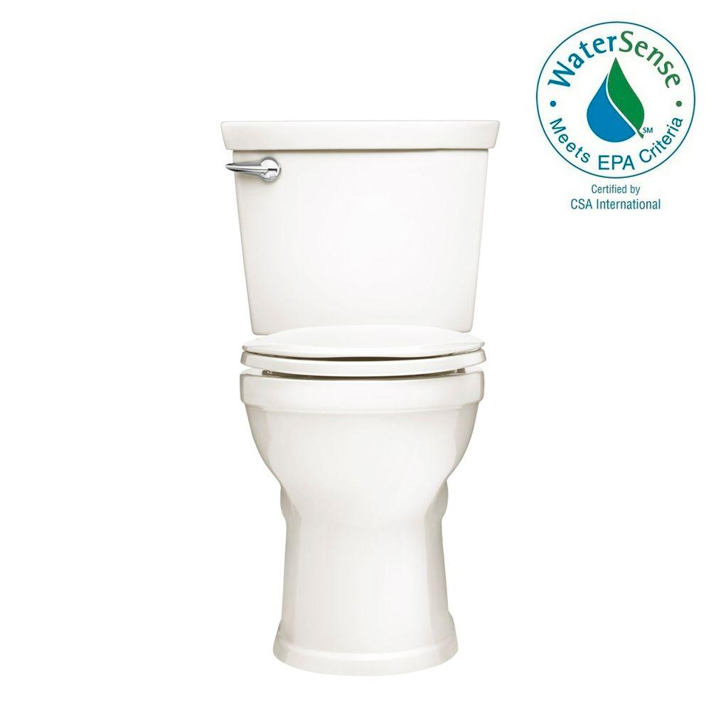 Champion 4 Max Tall Height 2-Piece High-Efficiency 1.28 GPF Single Flush