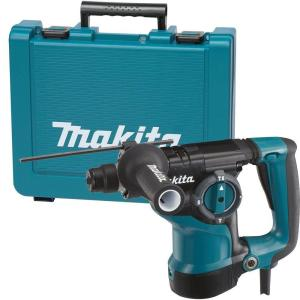 Makita 7 Amp 1-1/8 inch Corded SDS-Plus Concrete/Masonry Rotary Hammer Drill with Side Handle and Hard Case by Makita