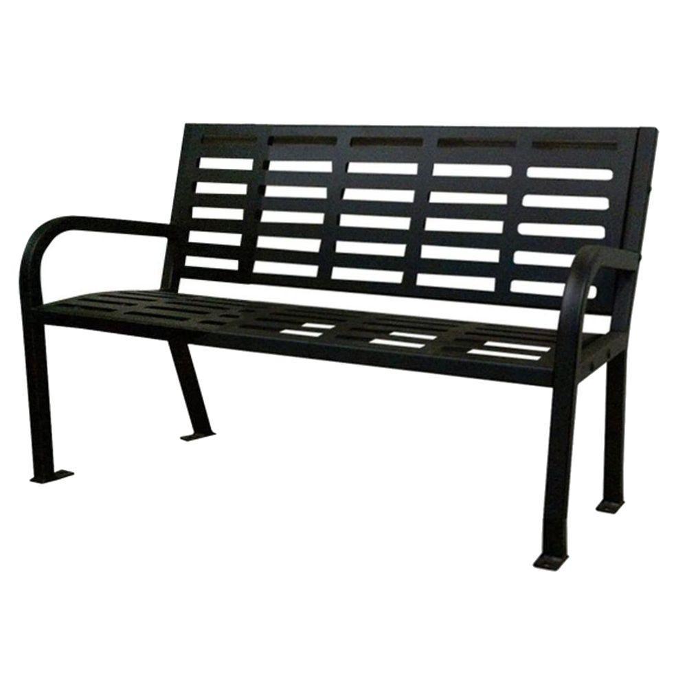 Surprising Lasting Impressions 4 Ft Park Bench Ibusinesslaw Wood Chair Design Ideas Ibusinesslaworg