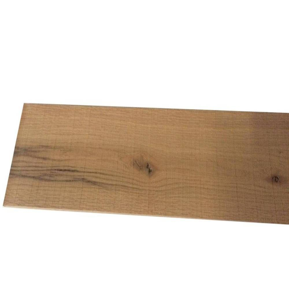 Character hardwood board common in random