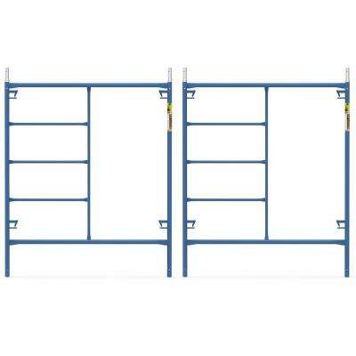 Saferstack 6 ft. x 5 ft. Mason Scaffold Frame (2-Pack)