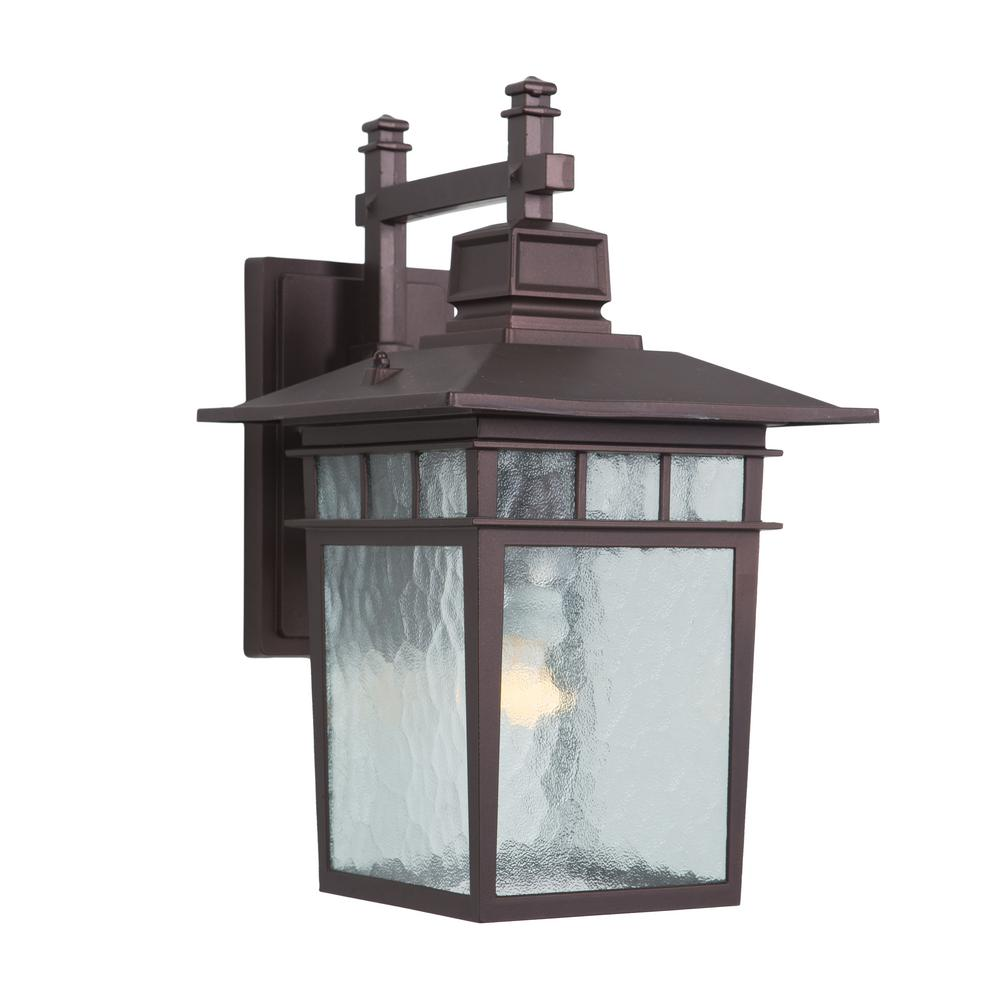 Yosemite Home Decor Dante Collection 1-Light Oil Rubbed Bronze ...