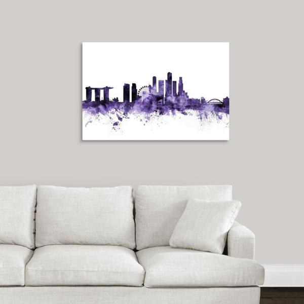 Michael Tompsett Canvas Wall