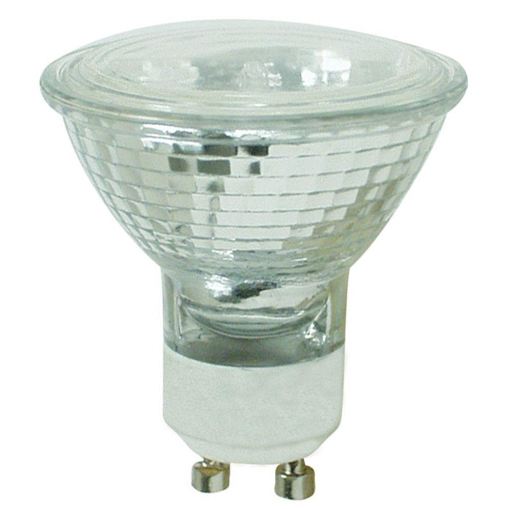 7 Watt 3000k Feit Led Dimmable Gu10 Base Mr16 Light Bulb: Feit Electric 35-Watt Warm White (3000K) MR16 Dimmable