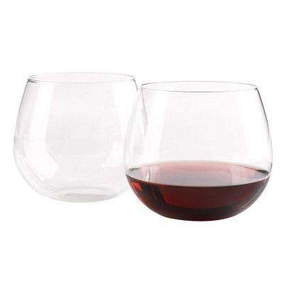 20 oz. U Pinot Noir Stemless Wine Glasses