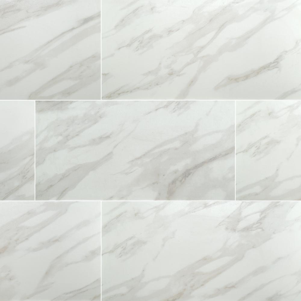 Msi Strata 12 In X 24 In Glazed Ceramic Floor And Wall Tile 16