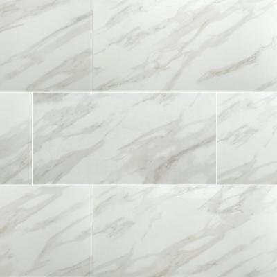 Strata 12 in. x 24 in. Matte Ceramic Floor and Wall Tile (16 sq. ft. / case)