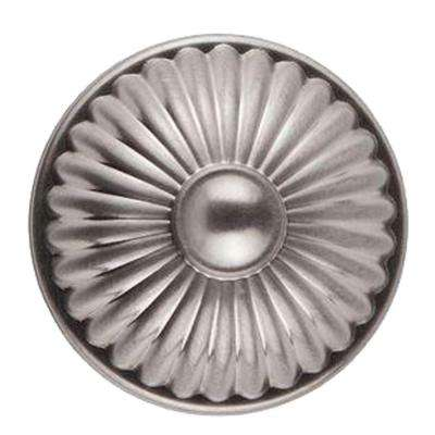 Belmont 1-1/2 in. Satin Nickel Round Cabinet Knob