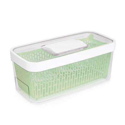 Good Grips GreenSaver 5 qt. Produce Keeper with Lid