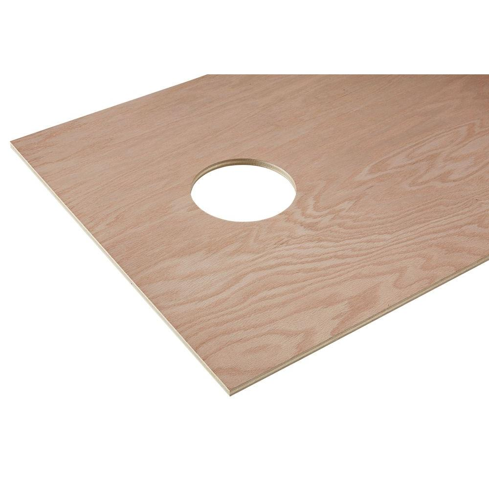 Beau Red Oak Plywood