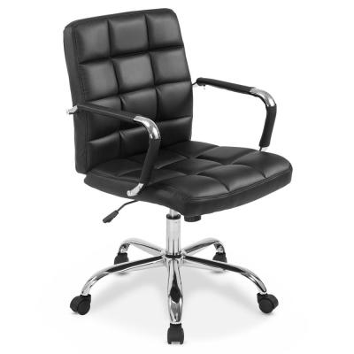 Black Manchester Office Chair