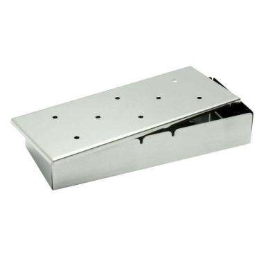 Stainless Smoker Box with Lid