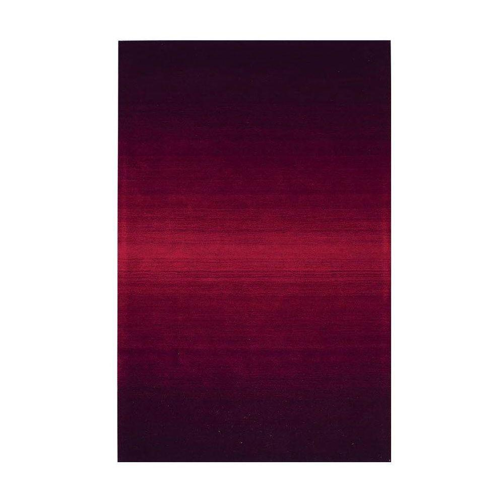 Home Decorators Collection Royal Red 8 ft. x 11 ft. Area Rug