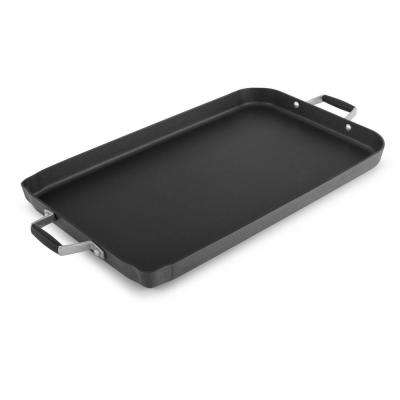 Select Hard Anodized Nonstick Double Griddle