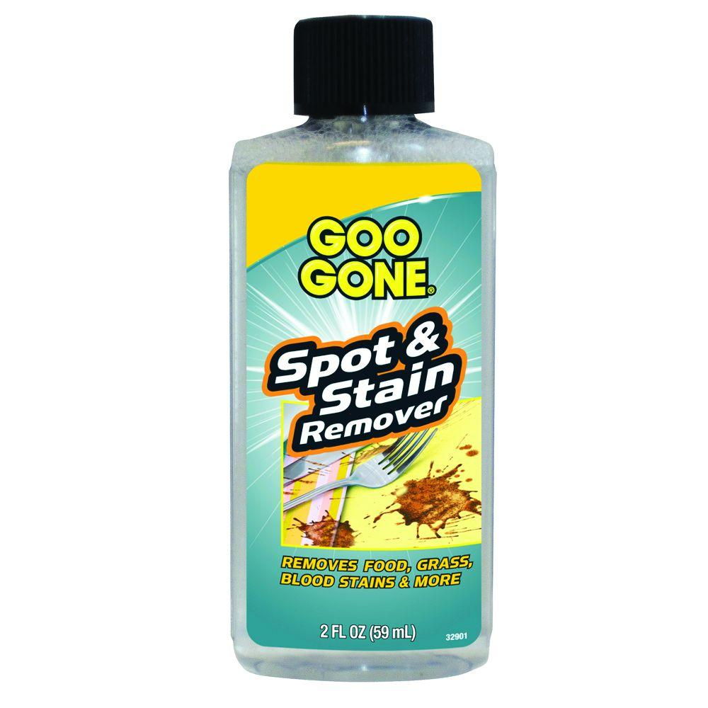 Goo Gone 2 Oz Spot And Stain Remover 2077 The Home Depot