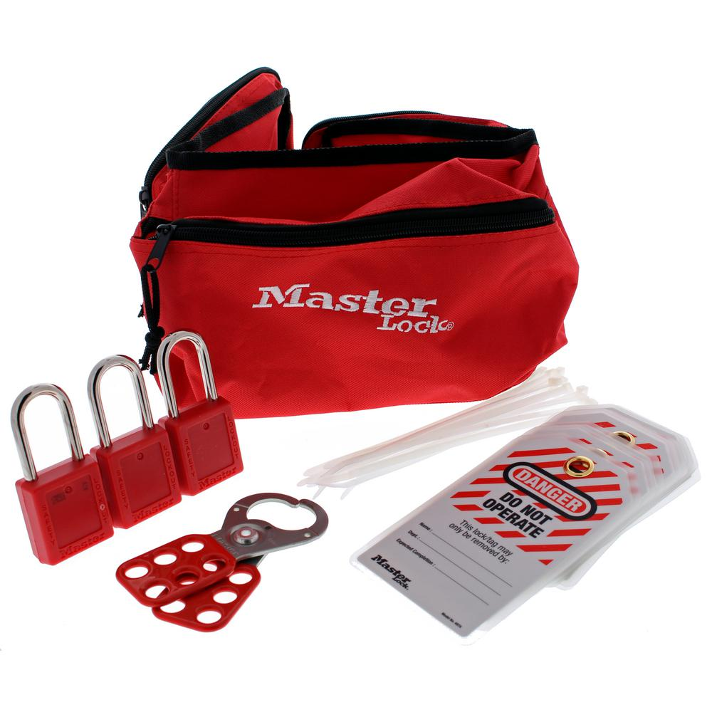 Ideal Contractor Lockout/Tagout Kit