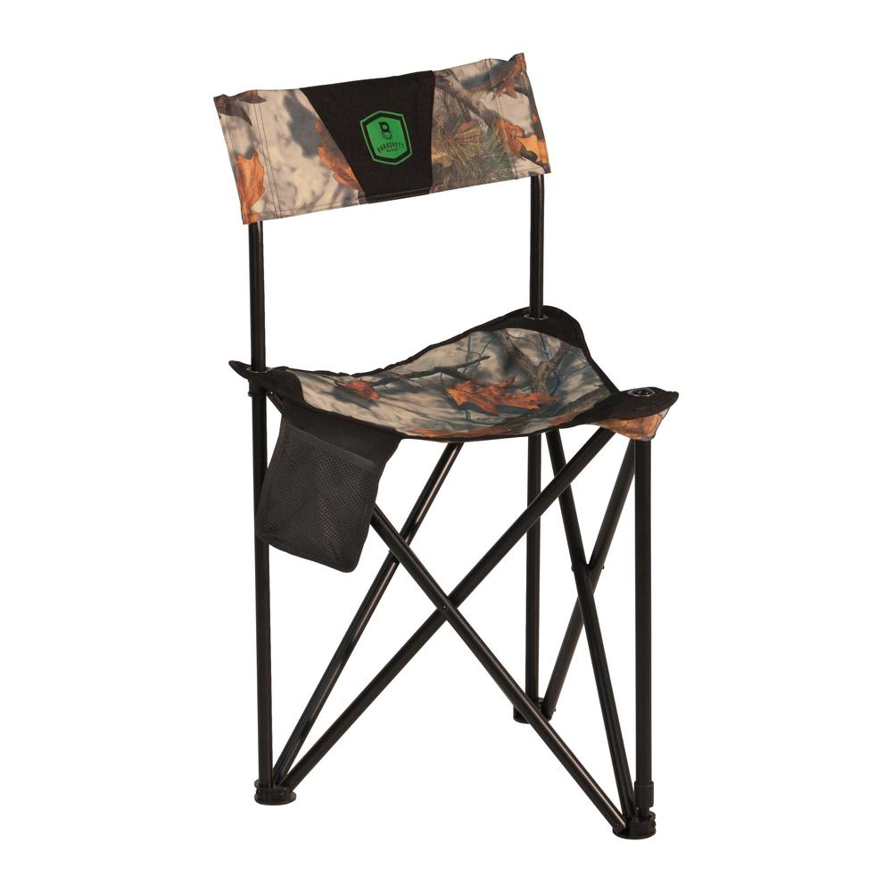 Tripod XL Folding Hunting Chair in BloodTrail Camo