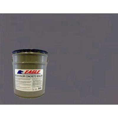 5 gal. Silver Gray Solid Color Solvent Based Concrete Sealer