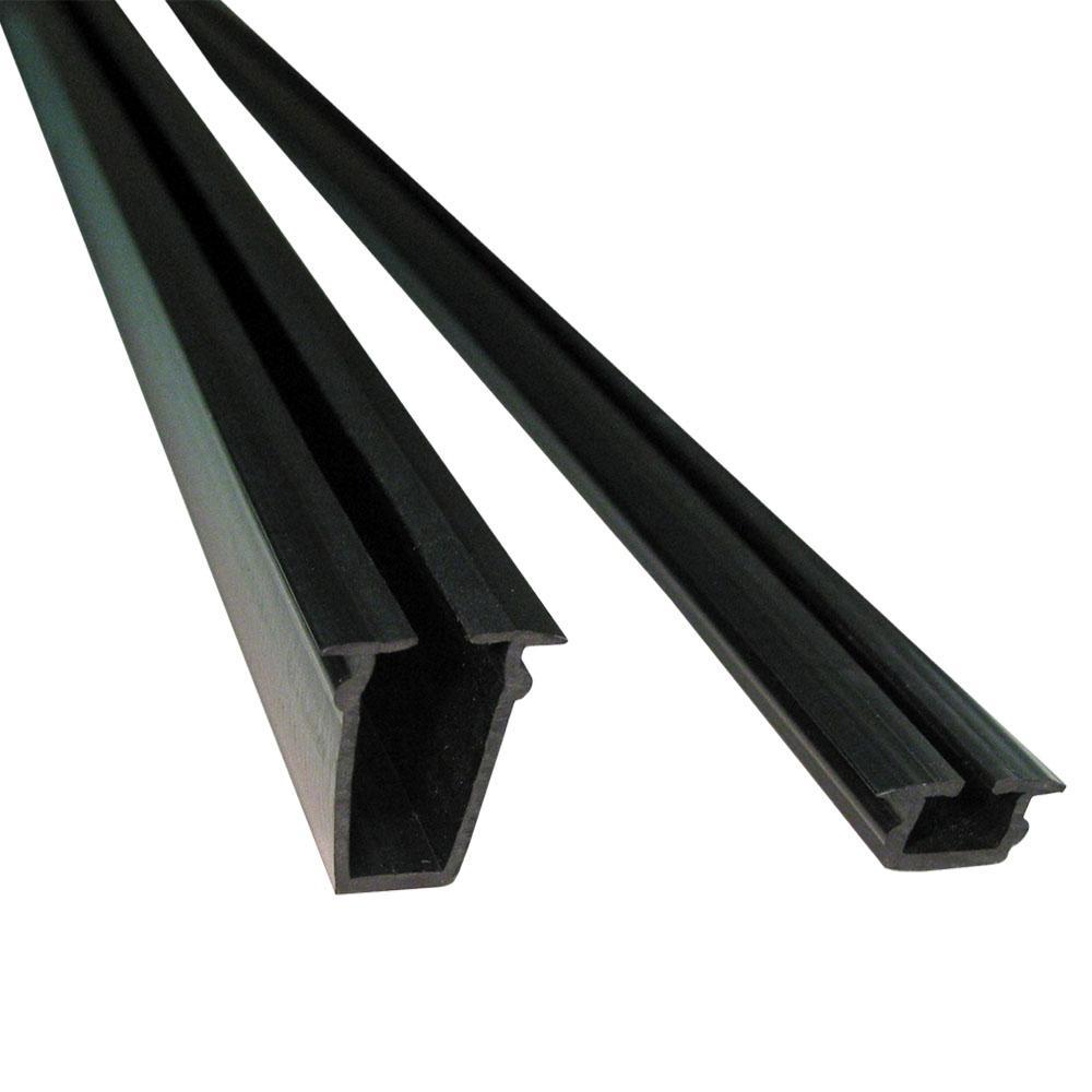 Peak Aluminum Railing 6 ft. Glass Gasket