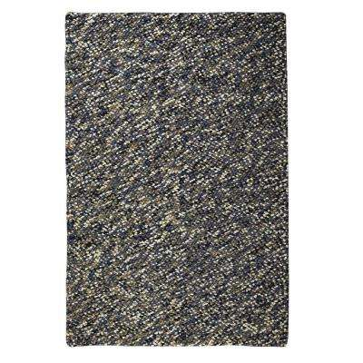 Jolly Shag Denim 2 ft. x 3 ft. Area Rug